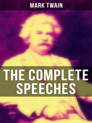 cover image of The Complete Speeches