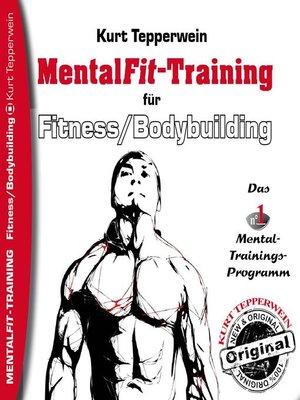 cover image of Mental-Fit-Training für Fitness und Bodybuilding