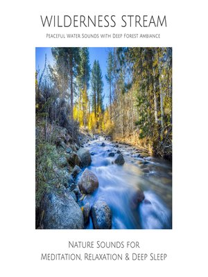 cover image of Wilderness Stream