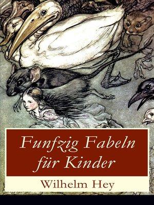 cover image of Funfzig Fabeln für Kinder
