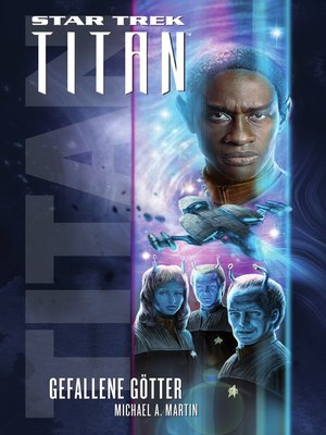 cover image of Star Trek--Titan 7