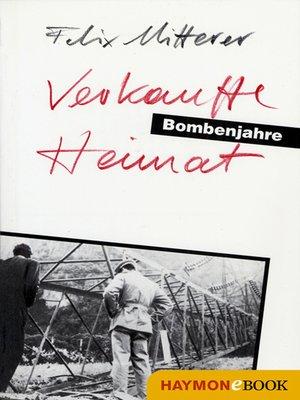 cover image of Verkaufte Heimat