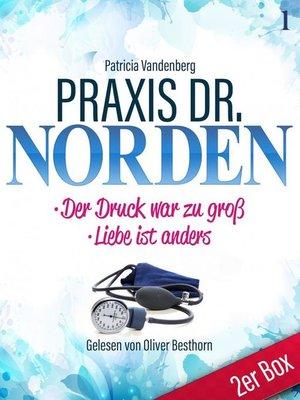 cover image of Praxis Dr. Norden 1 – Arztroman