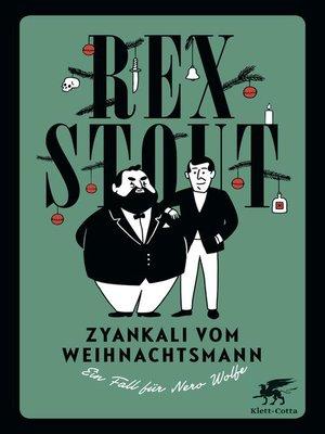 cover image of Zyankali vom Weihnachtsmann