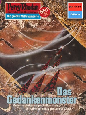 cover image of Perry Rhodan 1117