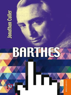 cover image of Barthes