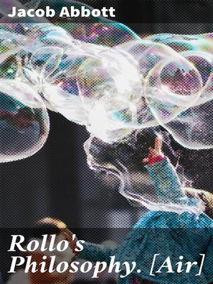 cover image of Rollo's Philosophy. [Air]