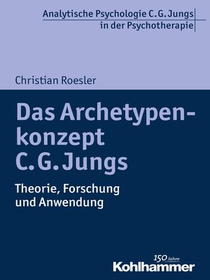 cover image of Das Archetypenkonzept C. G. Jungs