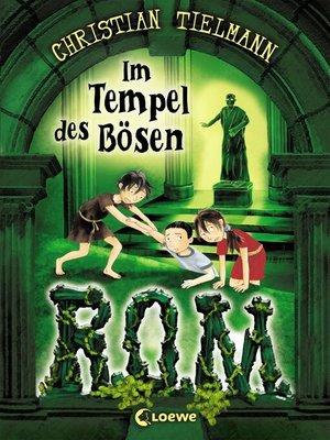 cover image of R.O.M. 3--Im Tempel des Bösen