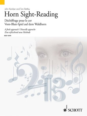 cover image of Horn Sight-Reading