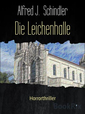 cover image of Die Leichenhalle