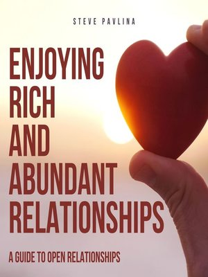 cover image of Enjoying Rich and Abundant Relationships