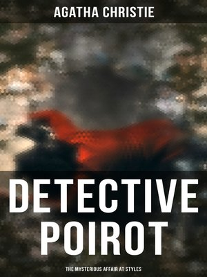 cover image of Detective Poirot