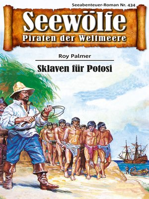 cover image of Seewölfe--Piraten der Weltmeere 434