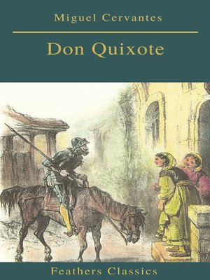 cover image of Don Quixote (Feathers Classics)