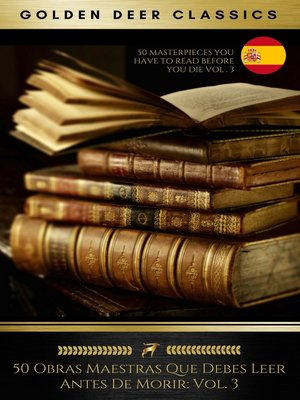 cover image of 50 Obras Maestras Que Debes Leer Antes De Morir