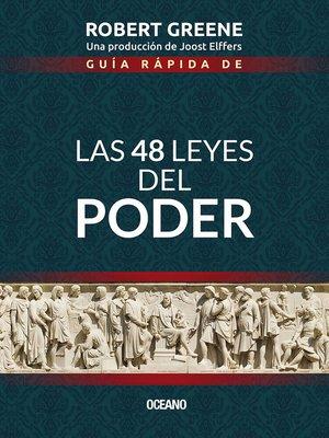 cover image of Guía rápida de Las 48 leyes del poder