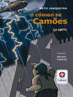 cover image of O código de Camões