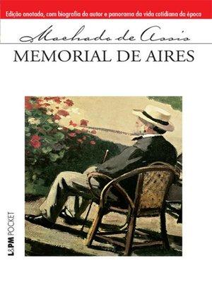 cover image of Memorial de Aires