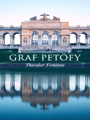 cover image of Graf Petöfy