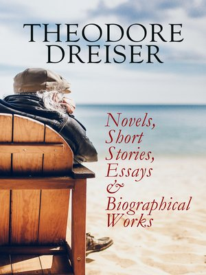 cover image of THEODORE DREISER