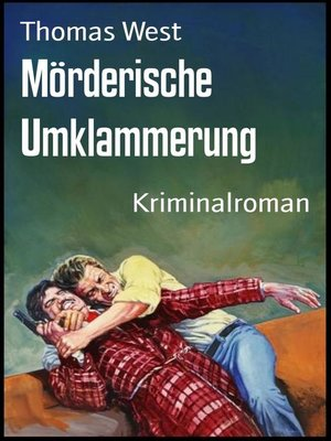 cover image of Mörderische Umklammerung