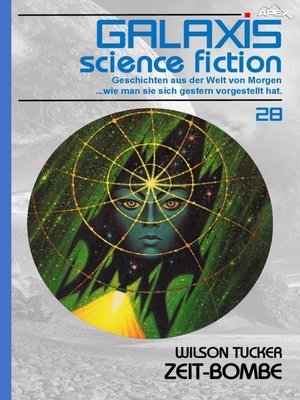 cover image of GALAXIS SCIENCE FICTION, Band 28