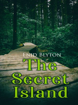 cover image of The Secret Island