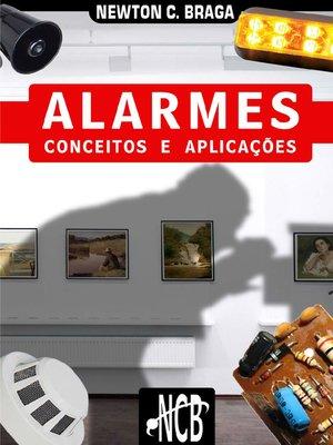 cover image of Alarmes--Conceitos e Aplicações