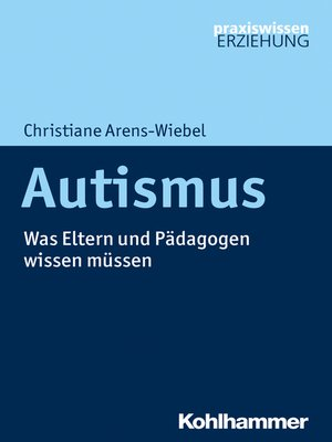 cover image of Autismus