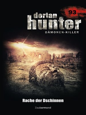 cover image of Dorian Hunter 93--Rache der Dschinnen