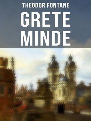 cover image of Grete Minde