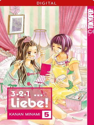 cover image of 3, 2, 1 ... Liebe! 05