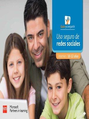 cover image of Uso seguro de redes sociales
