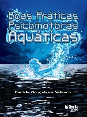 cover image of Boas práticas psicomotoras aquática