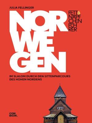 cover image of Fettnäpfchenführer Norwegen