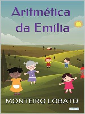 cover image of Aritmética da Emilia