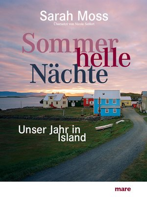 cover image of Sommerhelle Nächte