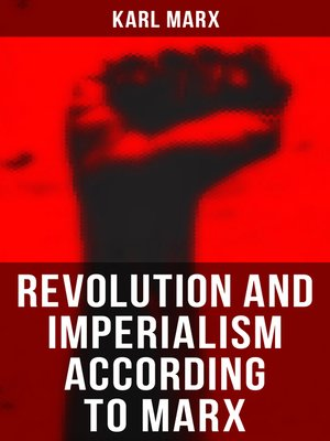 cover image of Revolution and Imperialism According to Marx