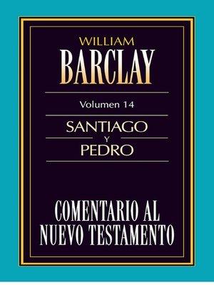 cover image of Comentario al Nuevo Testamento Volume 14