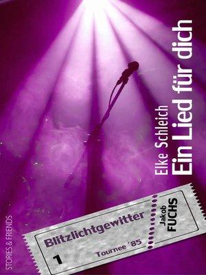 cover image of Blitzlichtgewitter--1. Teil