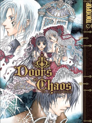 cover image of Doors of Chaos manga volume 1