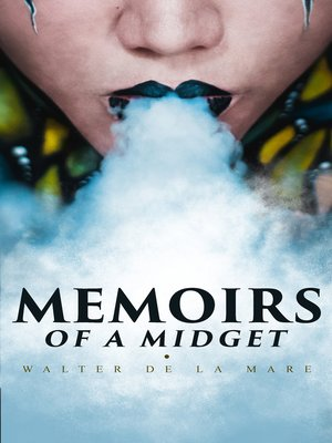 cover image of Memoirs of a Midget