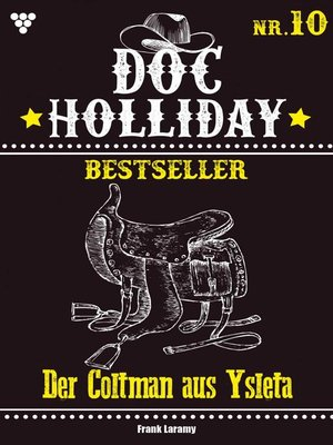 cover image of Doc Holliday Bestseller 10 – Western