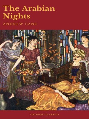 cover image of The Arabian Nights (Active TOC)(Cronos Classics)