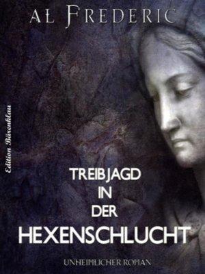 cover image of Treibjagd in der Hexenschlucht