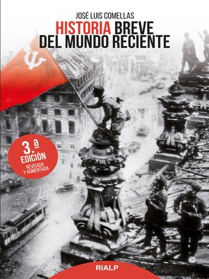 cover image of Historia breve del mundo reciente