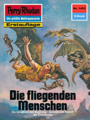 cover image of Perry Rhodan 1403