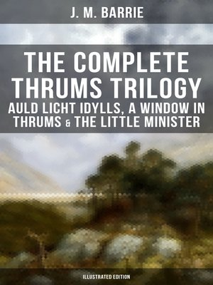 cover image of The Complete Thrums Trilogy