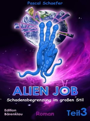 cover image of Alien Job Teil 3